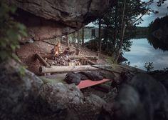 Haukkavuori on retkeilijän unelma Repoveden kansallispuiston laidalla | Retkipaikka