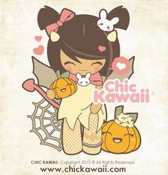Chic Kawaii: Kawaii halloween! - So f* cute!