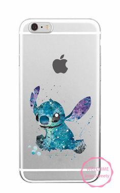 Splatter Paint Disney Cases iPhone5 and iPhone7