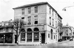 The National Provincial Bank on the High Street (now Pizza Express)(no date).