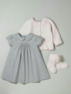ღ¸.•❤ ƁҽႦҽ ღ .¸¸.• ¨ • · Smocked Baby ... ce6cfe61325e