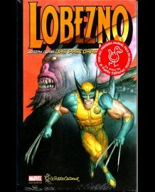 Lobezno en galego #cómics