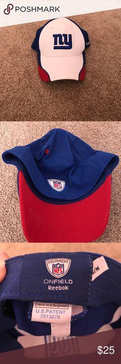New York Giants Hat New York Giants Hat NFL Accessories Hats