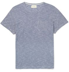 Oliver SpencerWalton Striped Cotton-Jersey T-Shirt