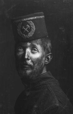 Portraits / Part Two by Paweł Bajew