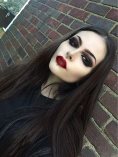Maquillaje muy sexy