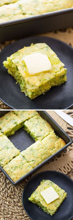 This quick and easy recipe makes delicious Buttery Broccoli Bread that's perfect for your dinner table! It whips up fast and tastes amazing!