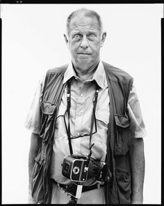 Lee Friedlander, photographer, New City, New York,    May 24, 2002