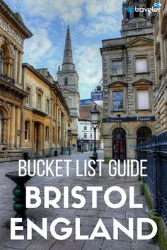 25 of the best things to do in Bristol, England. A comprehensive travel itinerary including practical tips on where to stay, what to eat and drink + best places to photograph this city. | Blog by HipTraveler: Bookable Travel Stories