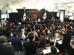 Queda instalada la Asamblea Constituyente en medio de protesta de Morena que rechaza la designación de 40 Constituyentes