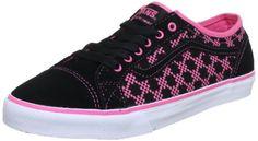 Vans W DEVAN (CANVAS) BLACK/ - Zapatillas de lona mujer, color negro,
