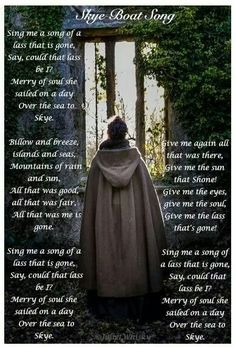"""Outlander theme -- at first I didn't like it, thought the theme should be more """"Scottish."""" Now I can't get it out of my head."""