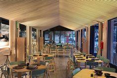 Restaurante Zapote / Módulo 11