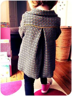 SYDNEY sewing pattern, from C'est dimanche - by Olaf
