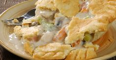 Blue Ribbon Chicken Pot Pie - Page 2 of 2 - Recipe Roost