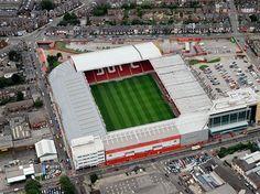 Bramall Lane. Sheffield United.