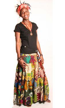 Yat Touré Just Africa.se