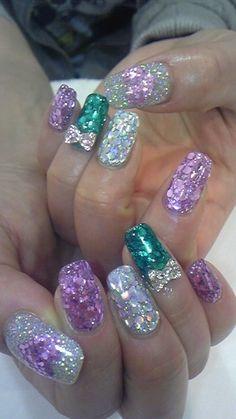Nails - http://yournailart.com/nails-170/ - #nails #nail_art #nails_design #nail_ ideas #nail_polish #ideas #beauty #cute #love
