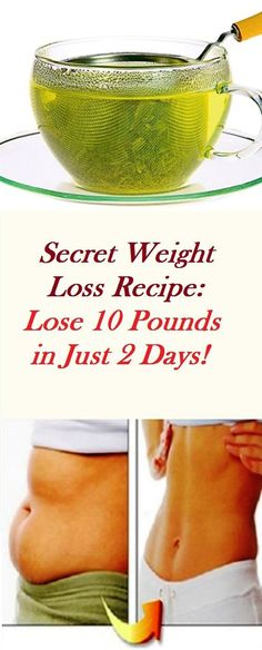 Weight Loss Recipe: Lose 10 Pounds in Just 2 Days! Secret Weight Loss Recipe: Lose 10 Pounds in Just 2 Days!Secret Weight Loss Recipe: Lose 10 Pounds in Just 2 Days! Weight Loss Meals, Quick Weight Loss Tips, Weight Loss Drinks, Losing Weight Tips, How To Lose Weight Fast, Weight Loss Program, Reduce Weight, Weight Loss Secrets, Weight Loss Products