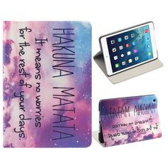 letter star galaxy pattern leather case cover for #apple #ipad mini 2 retina from $2.49