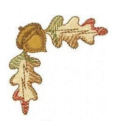 Pumpkin Seeds and Acorns Quilt - 3 Sizes! | Fall | Machine Embroidery Designs | SWAKembroidery.com Splinters and Threads
