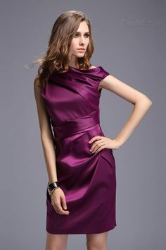 Noble Elegant Temperament Off the Shoulder Little Party Dress,142.99,