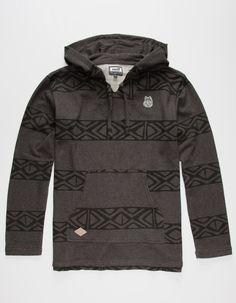 NEFF Up North Mens Poncho 269289100 | Sweatshirts