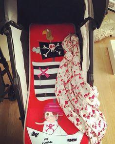 Nuestras colchonetas para el carrito en la Tienda Desvan del Bebé!