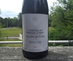 Wine Review: Château du Moulin-à-Vent 2011 Champ de Cour Moulin-à-Vent ~ The Wine Stalker
