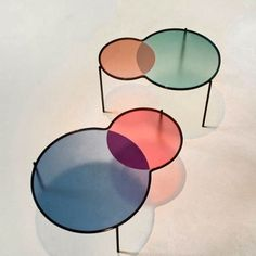 Hues Coffee Table designed by Out of stock.