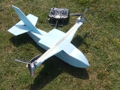 Hover Plane Plans - Volume 1 by Aaron — Kickstarter. The most comprehensive RC DIY vertical takeoff airplane plans available. Launched: Apr 18, 2013 Funding ends: May 28, 2013