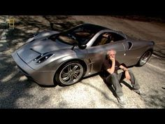 National Geographic - Supercars: Pagani Huayra (2012) HD