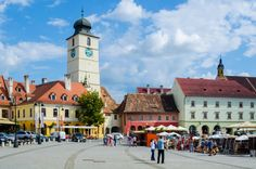 15 Best Things to Do in Sibiu (Romania) - The Crazy Tourist Sibiu Romania, Stuff To Do, Things To Do, Next Holiday, Fortification, Beautiful Places In The World, Bucharest, Horseback Riding, Tourism