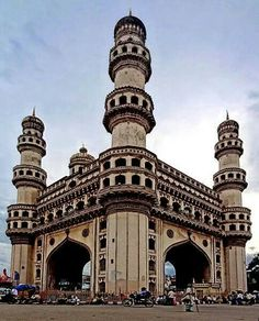 Beautiful Mosque -Hyderabad -India