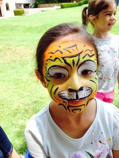 PAINT a FACE  Tigre