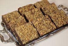 Chocolate Fudge Walnut Brownies