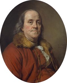 Benjamin Franklin. Last words: A dying man can do nothing easily.