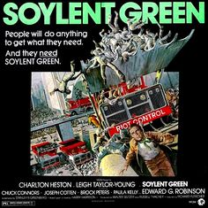 """""""Soylent Green"""" (1973, MGM).  Music from the movie soundtrack."""