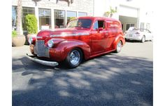 1940 Chevrolet Sedan Delivery For Sale | Hotrodhotline.com
