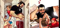 Artist keeps illustrating everyday life with his wife in comics and we're not jealous at all (new pics) Disney Drawings, Cartoon Drawings, Cartoon Drawing Tutorial, Character Design Girl, Boy Gif, Romance, One Of Those Days, Cute Couples Goals, Poses