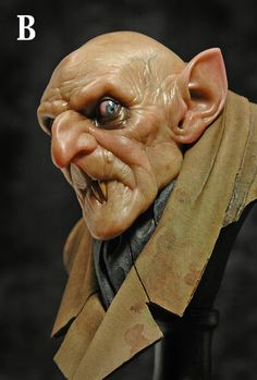 Image of Painted Orlok Bust