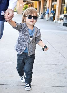 Toddler boy style. So cute!