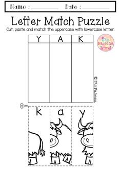 letter y cut and paste worksheet yy printable preschool worksheets preschool worksheets. Black Bedroom Furniture Sets. Home Design Ideas
