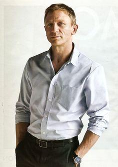 Daniel Craig of course