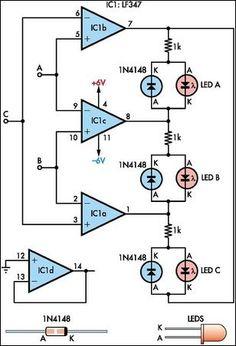 maximum minimum voltage indicator