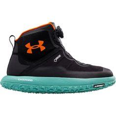 Under Armour Men's Fat Tire Gore-TEX Trail Running Shoes, Size: 11.5MEDIUM, Black