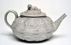 Teapot and cover Wedgwood c. 1845-55