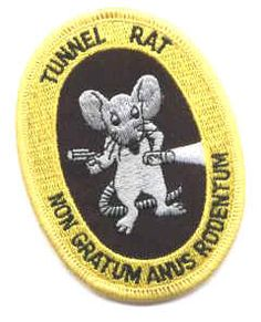 """Originally called """"Tunnel Runners"""" by the 25th Infantry Division, and """"Ferrets"""" by the Australian Army, the term """"Tunnel Rat"""" became the official accepted name during the Vietnam War for men who would descend into a pitch black, claustrophobic, dank hell, to play a deadly game of hide and seek with the enemy. The U.S. Army realized that trying to destroy the tunnels wasn't going to work and the underground networks could yield vital intelligence on the VC in the form of plans and documents."""