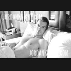 Jordan Knight -- Get your calendars! Hot!