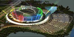 Tour du monde des plus beaux stades de foot
